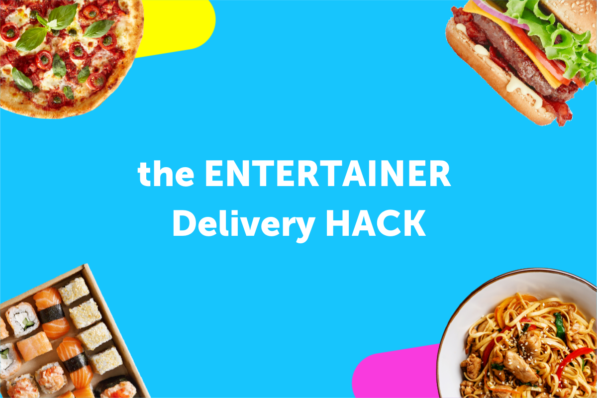 Get 25% off your next food delivery